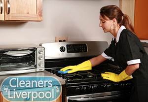 Cleaners Knowsley L34