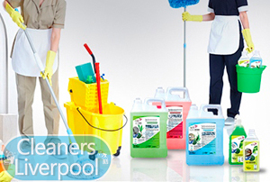 Cleaners Leftwich
