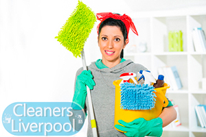 Cleaners Vicars Cross CH3