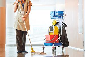 Cleaners Fulwood PR2