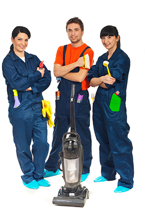 Cleaners Tunstall